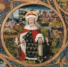 Леопольд III (1095-1136) - основатель Клостернойбурга