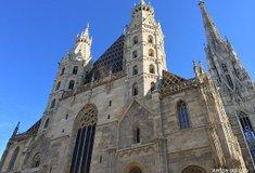 Собор Святого Штефана - Штефансдом, одна из самых главных достопримечательностей в Вене