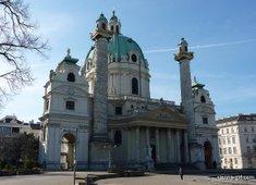 Церковь  Святого Карла, открыта в 1737 году