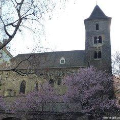 Старейшая церковь в Вене - Рупрехтскирхе, основана в 740 году